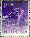 Sellos del Mundo : Europa : Holanda :  1 rupia 1949