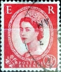 Stamps : Europe : United_Kingdom :  2,5 p. 1952