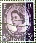 Sellos del Mundo : Europa : Reino_Unido : Intercambio 0,65 usd 3 p. 1952