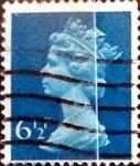Stamps : Europe : United_Kingdom :  Intercambio 0,40 usd 6,5 p. 1974