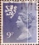Sellos de Europa - Reino Unido -  Intercambio cxrf2 0,45 usd 9 p. 1978