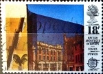 Stamps United Kingdom -  Intercambio cxrf2 0,30 usd 18 p. 1987