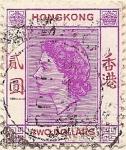 Stamps Asia - Hong Kong -  HONG KONG