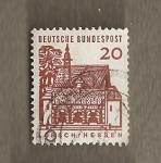 Sellos de Europa - Alemania -  Orsch Hessen