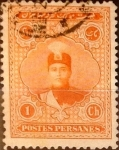 Sellos de Europa - Irán -  Intercambio cxrf 0,20 usd 1 cent. 1924