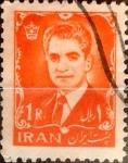 Sellos de Asia - Irán -  Intercambio 0,20 usd 1 r. 1962