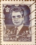 Sellos del Mundo : Asia : Irán : Intercambio 0,20 usd 2 r. 1962