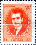 Sellos del Mundo : Asia : Irán : Intercambio 0,20 usd 1 r. 1966