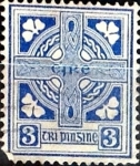 Sellos del Mundo : Europa : Irlanda : Intercambio 0,40 usd 3 p. 1941