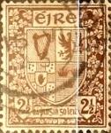 Sellos del Mundo : Europa : Irlanda : Intercambio 0,75 usd 2,5 p. 1941