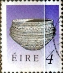 Sellos del Mundo : Europa : Irlanda : Intercambio 0,30 usd 4 p. 1990