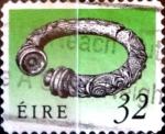 Stamps : Europe : Ireland :  Intercambio 0,90 usd 32 p. 1991