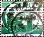 Stamps : Europe : Ireland :  1/2 p. 1944