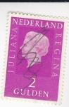 Stamps Netherlands -  reina Juliana Regina