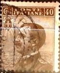 Sellos del Mundo : Europa : Italia : Intercambio 0,30 usd 40 cents. 1908