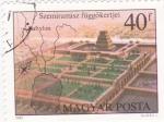 Sellos de Europa - Hungría -  Babylon (Babilonia)