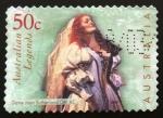sellos de Oceania - Australia -  Dame Jean Sutherland