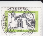 Sellos de America - Argentina -  capilla de Candonga- Córdoba