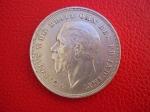 monedas del Mundo : Europa : Reino_Unido :  Jorge V / Dragon / Anverso