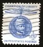 Sellos de America - Estados Unidos -  Gustaf Mannerheim