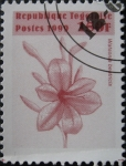 Stamps Africa - Togo -  Watsonia beatricis