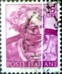 Sellos de Europa - Italia -  Intercambio 0,20 usd 15 liras 1961