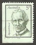 Sellos de Oceania - Australia -  381 - Sir Edgenworth David, explorador