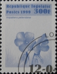Stamps Africa - Togo -  Impatiens petersiana