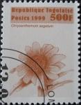Stamps Africa - Togo -  Chrysanthemum segetum