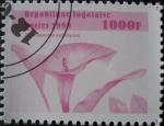 Sellos de Africa - Togo -  Zantedeschia aethiopica