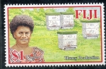 Stamps Oceania - Fiji -  varios