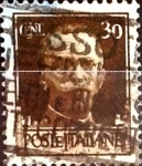 Stamps : Europe : Italy :  Intercambio 0,20 usd 30 cents. 1929