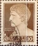 Sellos de Europa - Italia -   Intercambio 0,20 usd 10 cents. 1929