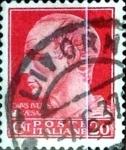Sellos del Mundo : Europa : Italia : Intercambio 0,20 usd 20 cents. 1929