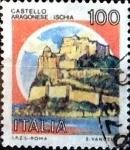 Sellos de Europa - Italia -  Intercambio 0,20 usd 100 liras 1980