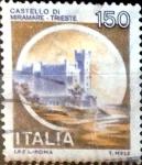 Sellos de Europa - Italia -  Intercambio 0,20 usd 150 liras 1980