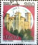 Sellos de Europa - Italia -  Intercambio 0,30 usd 380 liras 1987
