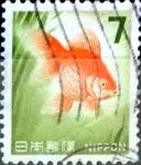 Stamps : Asia : Japan :  Intercambio 0,20 usd 7 yen 1966