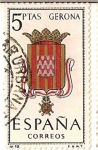 Sellos de Europa - España -  Correos España / Gerona / 5 pecetas