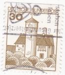 Stamps Germany -  población