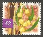 Sellos de Oceania - Australia -   1532 - Acacia
