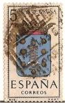 Stamps Spain -  Correos España / Coruña / 5 pecetas