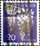 Stamps Japan -  Intercambio 0,20 usd 20 yen 1969