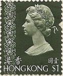 Sellos de Asia - Hong Kong -  HONG KONG