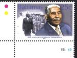 Stamps Bahamas -  40 Aniversario de La Independencia de Bahamas