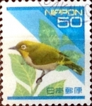 Stamps Japan -  Intercambio aexa 0,45 usd 50 yen 1994