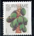 Sellos del Mundo : America : Surinam : varios