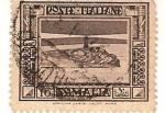 Stamps Somalia -  Poste italiane / somalia / colonia italiana