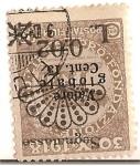 Stamps Africa - Senegal -  Posta fiume / Colonia italiana