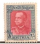 Stamps Africa - Eritrea -  Poste italiane / Eritrea / colonia italiana